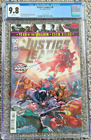 Justice League #34 Francis Manapul Cover CGC 9.8 DC Comics 2019
