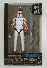 Hasbro Star Wars The Black Series 6 inch Clone Trooper Captain Figure