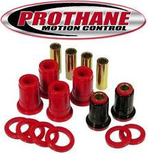 Prothane Rear Control Arm Bushing w/out Shells Chevy Impala & Bel Air 59-64 RED