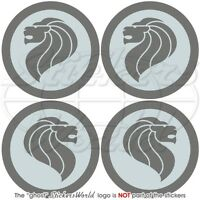 "SINGAPORE AirForce RSAF LowVis Roundel 50mm (2"") Vinyl Stickers Decals x4"