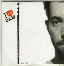 (BR459) I Am Sam, Let It Pump - DJ CD