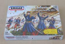 L669 EMHAR 7211 French Infantry infantrie française crimean war Franco Prussian