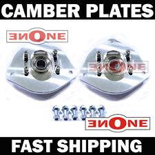 MK1 PillowBall Bearing Camber Kit Plates For Coilover Kit 3-FCP
