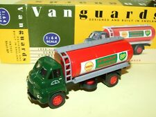 CAMION BEDFORD CITERNE ESSENCE SHELL BP VANGUARDS 1:64