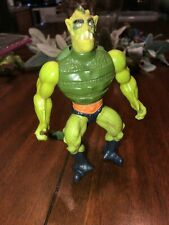 Whiplash 1984 He-man MOTU Mattel Masters of the Universe Action Figure Vintage
