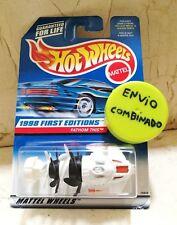 Hot Wheels FATHOM THIS STAR WARS NAVE STAR TREK 1998 FIRST EDITIONS