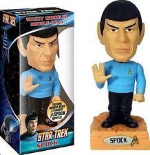 Funko Pop Spock Star Trek Bobblehead Wacky Wobbler Transporting 2009 SDCC