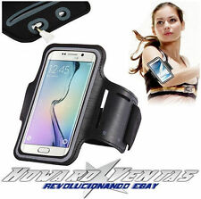 Funda Brazalete Deporte Correr Para iphone 5S 6S Samsung S6 S7 Edge J7 A7 7 Plus