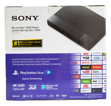 Sony BDP-S6700  Blu-ray Player with 4K Upscaling, Built-In Wi-Fi & Apps in Black