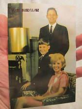 1960s Christmas Card from U.S. Senator Birch Bayh, Wife Marvella & Son Evan IN