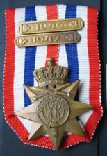 Medaille Nederland:  ORDE-VREDE met 2 gespen(1946,1947)