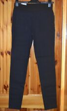 M&S  COLLECTION LADIES PULL ON JEGGINGS SIZE 10 MEDIUM (BAN20)