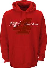 Kevin Harvick 2015 Checkered Flag Sports #4 Budweiser Sponsor Hoodie FREE SHIP!