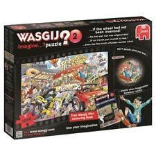 Jumbo 19132 - Wasgij Imagine 2: ...wenn das Rad nicht erfunden worden wäre!+ Was