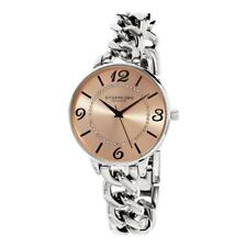 Stuhrling 588.03 588 03 Vogue Analog Silver Chain Quartz Bracelet Womens Watch