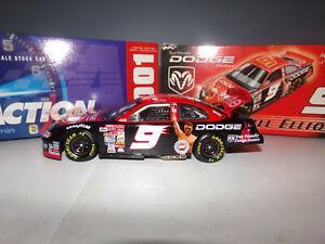 1/24 BILL ELLIOTT #9 DODGE DEALERS / ALI  2001 ACTION NASCAR DIECAST