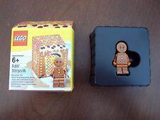 Lego Christmas Minifig ~ 5005156 Gingerbread Man House ~ PROMO ~ New Sealed