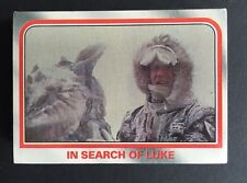 Star Wars 1980 The Empire Strikes Back Series 1 Topps Cello 40 Card Pack Gem Mt