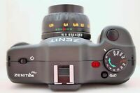 ZENIT KM Plus NEW SLR Film Camera & MC Zenitar K2 lens 2/50 35mm