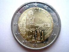 LITHUANIAN 2017 2 EURO COIN ,, VILNIUS ''