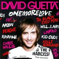 One More Love by David Guetta Rare CD, 2010, Astralwerks, Very Good, Free Ship!