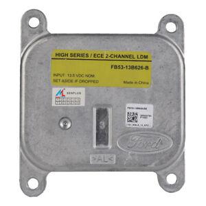 New FB53-13B626-B Genuine Full LED Headlight Ballast Module For Ford Explorer