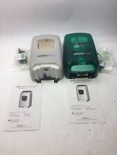 Lot Of 2 Wausau Paper # Dsp1070-04 Soap Dispensers In 2 Different Colors