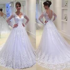 eBay Long Sleeve Wedding Dresses