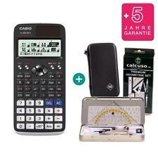 Casio fx 991 de x calculadora + funda protectora geometrieset garantía