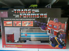 New Transformers G1 Optimus prime reissue action figure toys MISB Gift