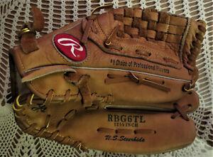 "Rawlings RBG6TL 12½"" Baseball Glove, Right-Hand Throw, New Condition"