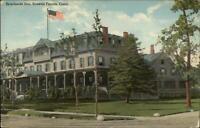 Greens Farms Westport CT Beachside Inn c1910 Postcard