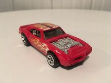 2018 Hot Wheels Loose Red Custom '67 Pontiac Firebird