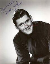 "Richard Allen  ""Dick"" York autographed 8x10 RP photo"