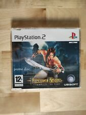 Prince Of Persia The Sabes Of Time Ps2 promo edition Juego completo.