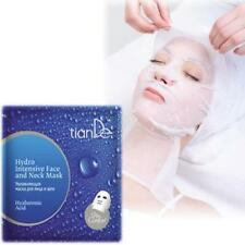 TianDe Hyaluronic Acid Intensive Face and Neck mask,Skin Hydration,1pc