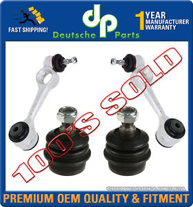 Mercedes W123 300D 240D UPPER + LOWER Control Arms Ball Joint Joints Set 4