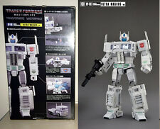 Transformers MP-10U Ultra Magnus Optimus Prime White Version US Seller