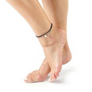 Wind Passion Adjustable Ankle Bracelet for Women, Rope Anklet for Girls, Teens