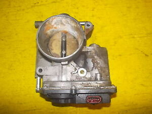 06-13 Mazda 3 5 6 Throttle Body w/o turbo VIN F VIN G 8th digit OEM 2.0L 2.3L