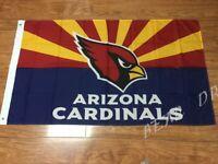 Arizona Cardinals Wc Retro Throwback Logo Premium 3x5 Flag Banner Football 719104569114 Ebay