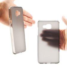 ^ Silikonhülle FROSTED Schutz Hülle Cover Back Case Schale Nokia 6 2018 Schwarz