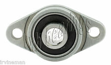 "RCSMRFZ-16L Bearing Flange Insulated Pressed Steel 2 Bolt 1"" Inch Rolling"