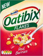 Weetabix Oatibix Flakes With Red Berries 475g