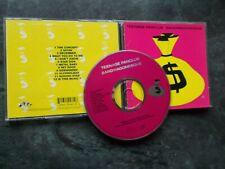 DGCD-24461 TEENAGE FANCLUB BANDWAGONESQUE USA CD ALBUM