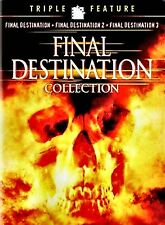 Final Destination/Vol. 1-3(NEW 2 DVD SET)TRIPLE FEATURE/4 1/2 HOURS///A.J.COOK