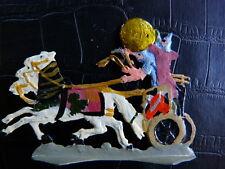 Plats d'étain - Zinnfiguren - Chariot assyrien n° 1