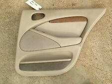 2000-2002 Jaguar S Type Passenger Side Rear Door Panel