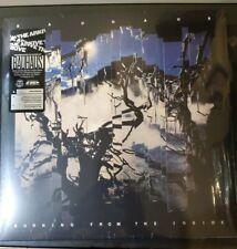 BAUHAUS LP Burning From The Inside LIMITED BLUE Vinyl LP SEALED