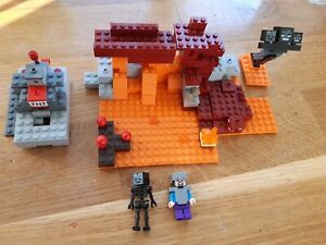LEGO Minecraft: The Wither 21126 Wither Skeleton
